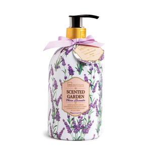 SCENT.GARDEN LUXURY LOTION LAVENDER 40192