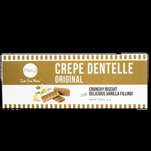 Melly's Crepe Dentelle Vanilla Filling 65g