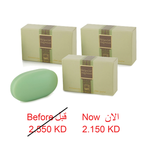 MAJMOA SOAP 130 G 3 PCS