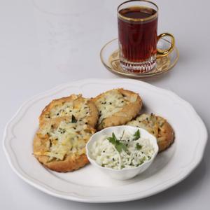 Nabulsi Cheese Fatayer Dozen