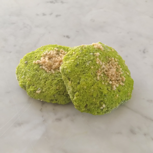 1 Dozen Sprouted Fava beans frozen Falafel with sprouted quinoa (Gluten-Free)