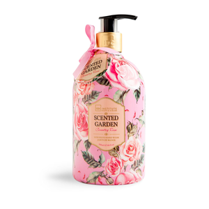 SCENT.GARDEN LUXURY HANDWASH ROSE 500 ML 40193