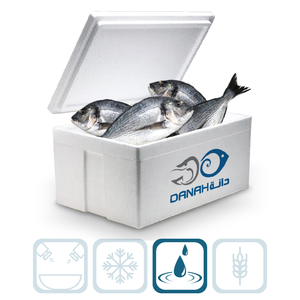 Sea Bream box 400/600g