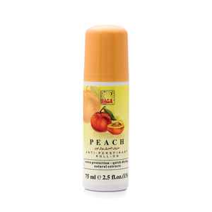 PEACH DEOD ROLL ON 75 ML