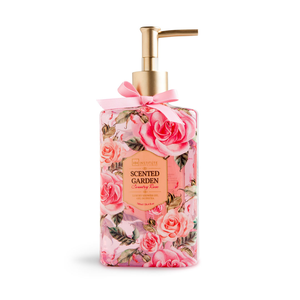 SCENT.GARDEN GEL ROSE 780 ML 40101