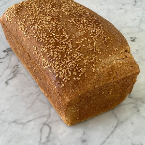Whole wheat sourdough toast (1 piece)