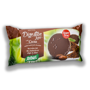 Digestive Light Cocoa Coated Dark Choco