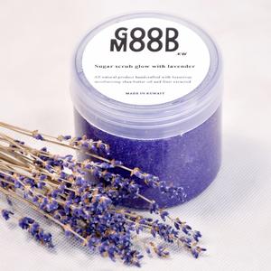 ea Salts Rocks  with Lavender essential oil