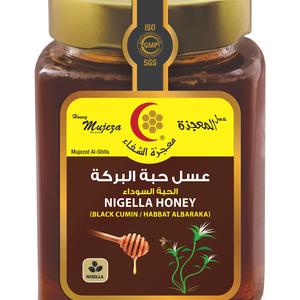 Black Seeds Honey