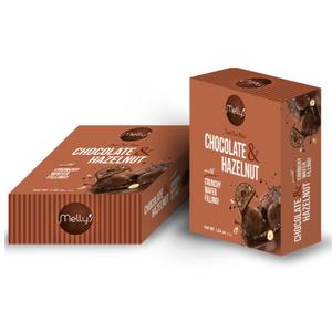 Melly's Chocolate & Hazelnut