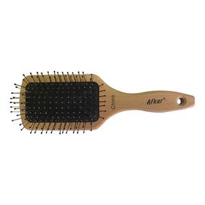 WOODEN HAIR BRUSH AFK 168