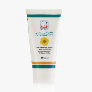 CONFIDENCE FOOT CREAM SKIN SOFTENING 60 ML