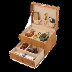 GIFT BOX BEIGE HERITAGE