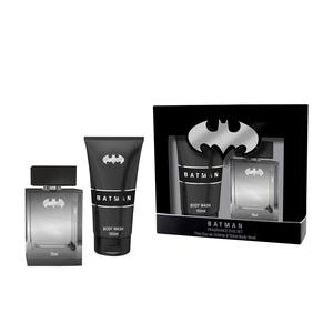 BATMAN EDT+B.WASH 2 PCS SET BAT3560