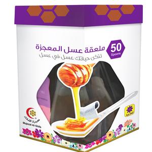 Wild Flower Honey Spoon 10gm
