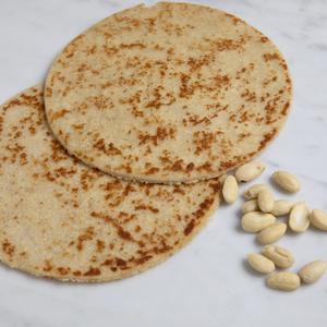 Almond flour Indian Chapati bread (Kito diet) 2 pieces