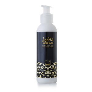 DANTEIL BLACK BODY LOTION 150 ML
