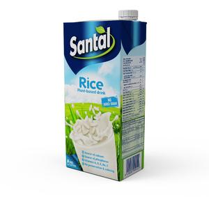 Santal Rice Veg Drink 1L -  (Lactose &Added Sugar free)