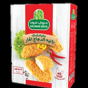 Halawani Chicken Panne Spicy 400g