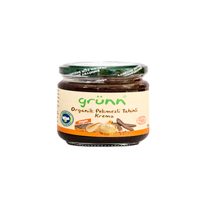 Organic Tahina with Carob Molasses