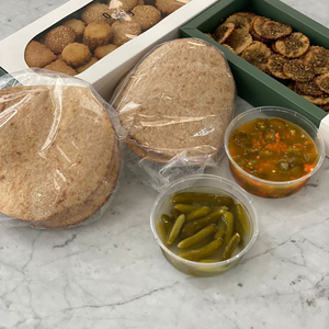 Gluten-free products made from brown rice and brown rice yeast (5 kg weight)