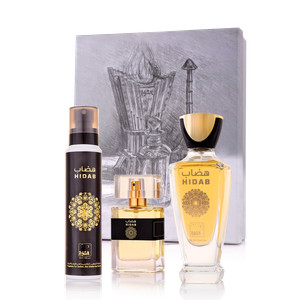 HIDAB SET (EDP 100 + 30 ML + KHALTAT)
