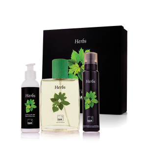 HERBS SET (EDP+KHALTAT+LOTION)