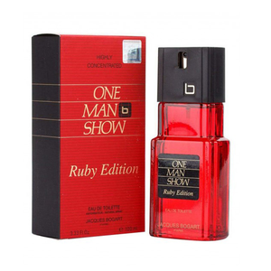 ONE MAN SHOW RUBY EDITION EDT 100 ML