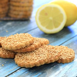 Lemon and Orange Zest Biscuits