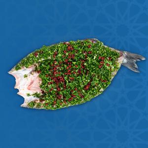 Seabass - Zareshk Aldanah