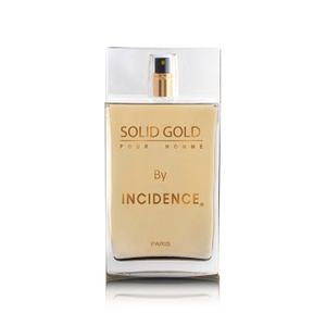 SOLID GOLD BY INCIDENCE EDT 100 ML