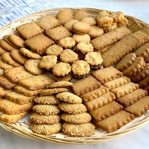 Gluten-Free Sweet basket  (1 KG )