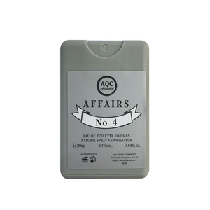 AFFAIRS NO.4 POCKET EDT 20 ML 57004