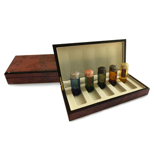 CLASSIC PERFUME OIL SET 5X6 ML
