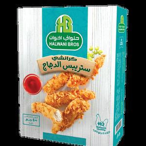 Halawani Chicken Strips Reg 400g