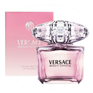 VERSACE BRIGHT CRYSTAL LADY EDT 90 ML
