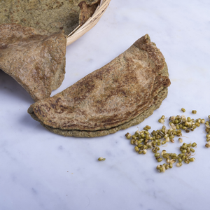 Mung beans chapati 3 pieces