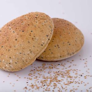 Black Seed & Sesame Whole Oats Sourdough Bread 3 pieces