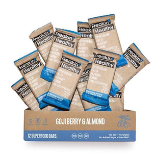 Freakin' Healthy - Healthy Bars - Almond & Goji Berry