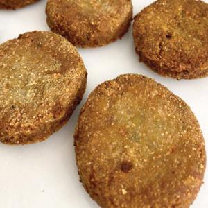 Almond & sesame Kibbeh (keto diet)