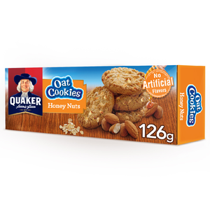 Quaker Cookies Honey & Nuts