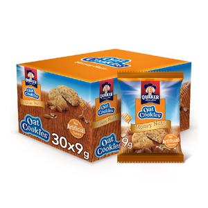Quaker Cookies Honey Nut