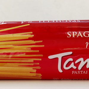 Tamma Spaghetti
