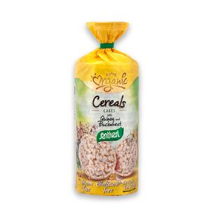 Organic Cereals Cakes