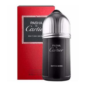 CARTIER PASHA EDITION NOIRE (BLACK) EDT 100 ML