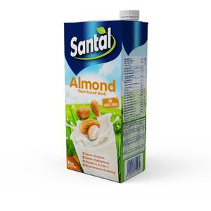 Santal Almond Veg drink 1L - (Lactose &Added Sugar free)
