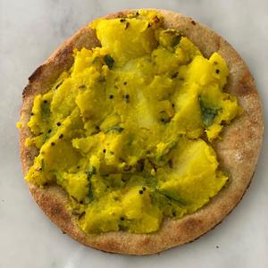 Indian potatoes fatayer ( one dozen)
