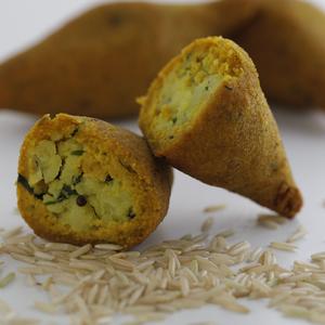 Gluten-Free Brown Rice & Potato Kibbah