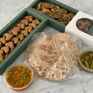 Whole grain sourdough products (weight 2.5 kg)