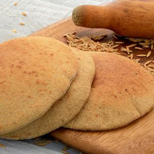 whole barley Sourdough Bread 3 pieces